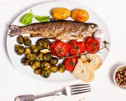 Cours de base 3 le poisson la cuisine de flore cours - Cours de cuisine bruxelles ...