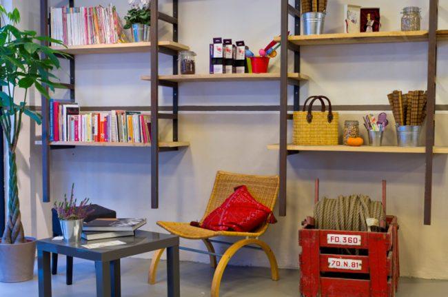 D couvrez l 39 atelier de la cuisine de flore la cuisine de for Atelier de cuisine bruxelles