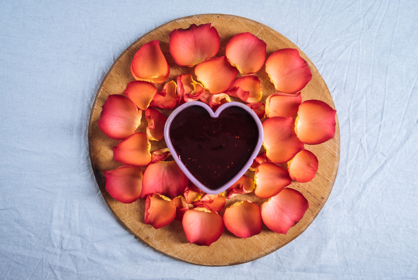 Menu saint valentin la cuisine de flore cours de - Cours de cuisine bruxelles ...