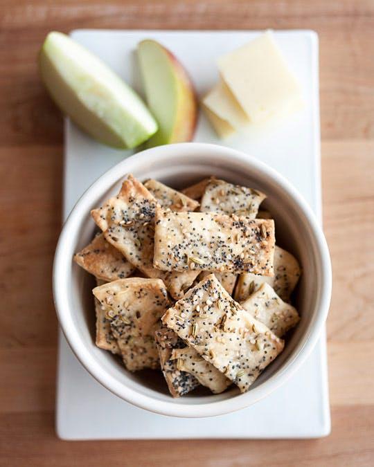 Crackers la cuisine de flore cours de cuisine et d - Cours de cuisine bruxelles ...